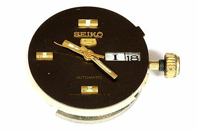 Seiko 17 jewels 2906A movement for parts - 108217