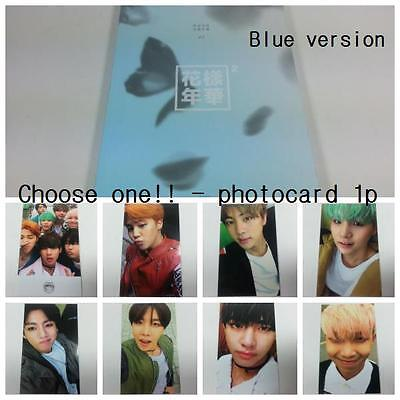 BTS 4th Mini Album In the mood for love PT.2 Opened CD selected photocard KPOP B