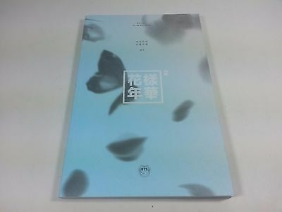 BTS 4th Mini album In the mood for love PT.2 CD Booklet NO Photocard K-POP Blue