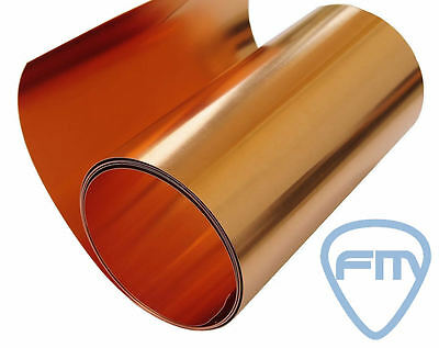 Copper foil tape Shielding for Guitar | 2 Sizes | Very Thick