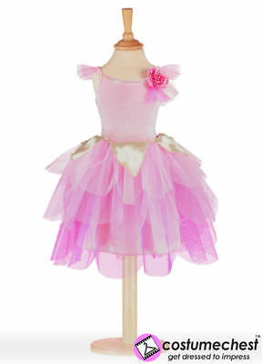 6-8 years Rose Petal Fairy Childrens Costume by Travis Dress Up By Design