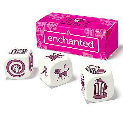 Rory's Story Cubes - ENCHANTED - Story Telling Dice Fairy Tale Educational Game