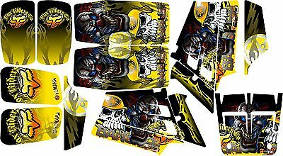 yamaha banshee full graphics kit..