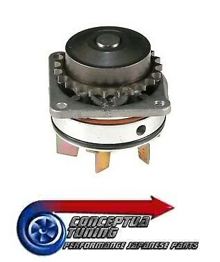 Correct Water Pump With 2 Gasket Seals- For E51 Nissan Elgrand VQ35DE MPV