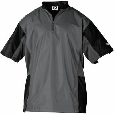 Easton Mens M5 Short Sleeve Cage Jacket • $26.94 - PicClick