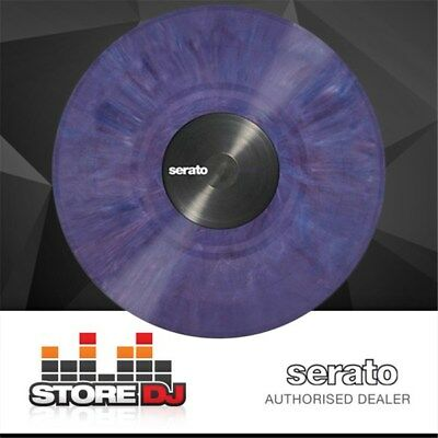 Serato Performance Vinyl: PAIR Purple Colour