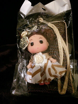 Cute Ddung Doll Cell Phone Backpack Key chain Gift  Decoration reUNCA