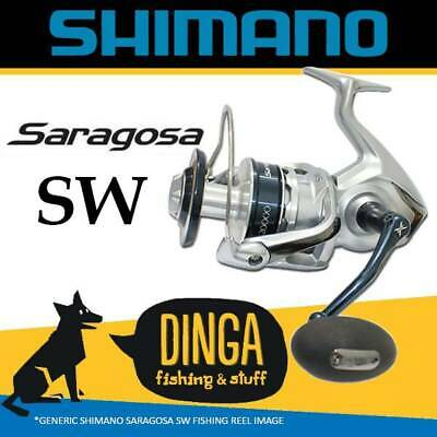 Shimano Saragosa SW 10000 Spinning Fishing Reel- NEW