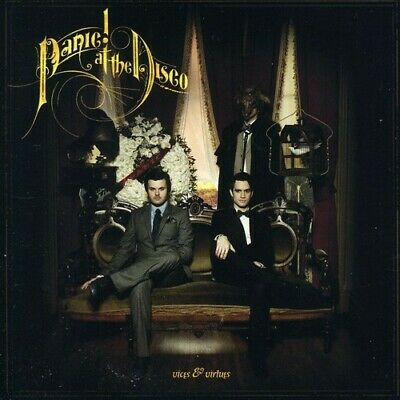 Panic! At the Disco, Panic at the Disco - Vices & Virtues [New CD]