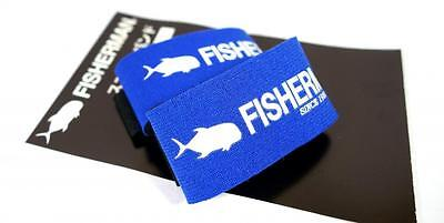 Fisherman Spool Belt For Spinning Reel Size M Blue (0366)