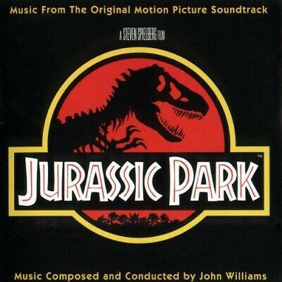 John Williams - Jurassic Park (Music From the Original Motion Picture Soundtrack
