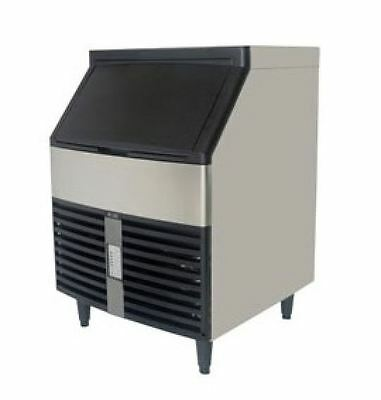 Alamo SIM280 280 lb/day Commercial Ice Cube Maker Machine with 50lb Bin NEW!!