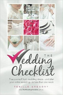 The Wedding Checklist by Tenille Gregory Paperback Book (English)