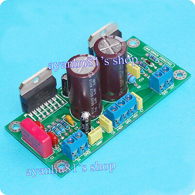 TDA7293 x2 Dual Parallel 200W Mono Audio Power Amplifier Board Amp Diy Kits