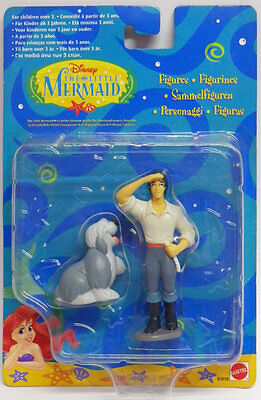 The Little Mermaid Eric And Max Collectible Figurine