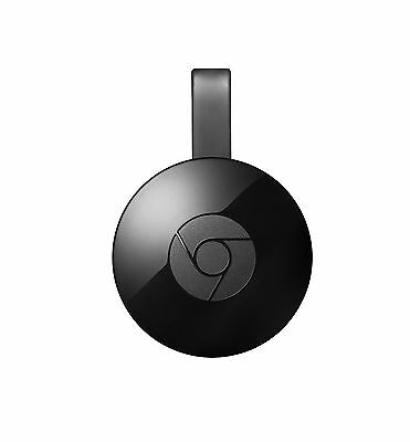 Google Chromecast 2 Hdmi Streaming Media Player - Garanzia Italia