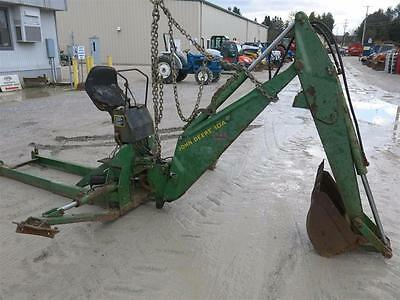 John Deere 10A Sub-Frame Backhoe Attach. For 5200,5300,5400 Tractors & Others