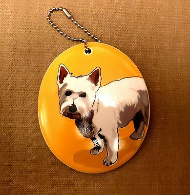 Westie (West Highland) Christmas Ornament