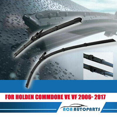 Wiper Blade Frameless Windscreen For Holden Commodore VE All Models 2006-2013