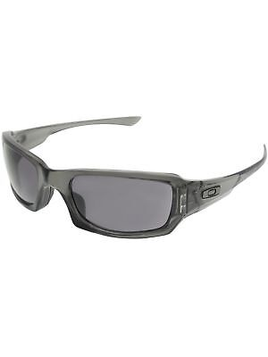 Oakley Women's Fives Squared OO9238-05 Black Rectangle Sunglasses