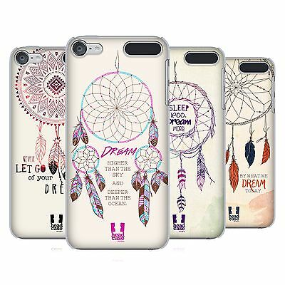HEAD CASE DESIGNS DREAMCATCHERS 2 HARD BACK CASE FOR APPLE iPOD TOUCH MP3