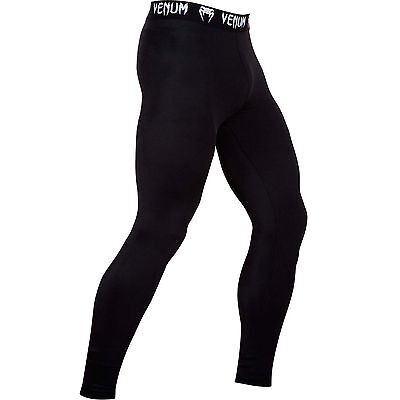"Venum Compression Spats ""Contender 2.0"" black - schwarz   2038 - Tight Hose"