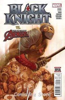 Black Knight #2 (2015) 1St Printing  Bagged & Boarded
