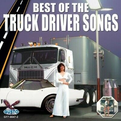 Various Artists - Best of Truck Driver Songs / Various [New CD]