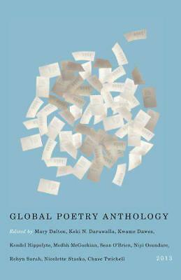 GLOBAL POETRY ANTHOLOGY, EDITORS OF THE GLOBA   Paperback Book   9781550653670  