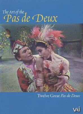 Art of the Pas de Deux (2006, REGION 0 DVD New)