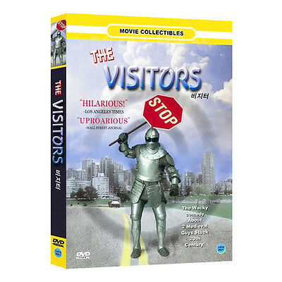 The Visitors, Les Visiteurs (1993) DVD - Jean Reno (*New *Sealed *All Region)