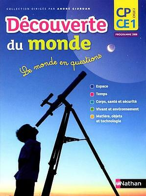 manuel   CP-CE1 cycle 2 Collectif Occasion Livre