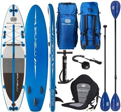 AQUA MARINA Monster SUP inflatable Stand Up Paddle Surfboard Modell 2016 Board+P