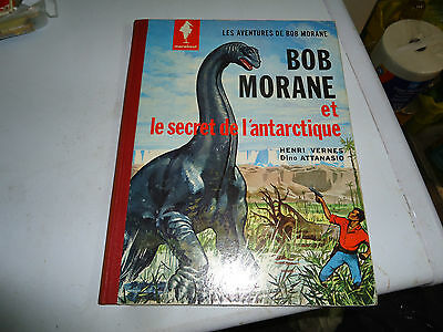Bob Morane Et Le Secret De L Antartique  Attanasio
