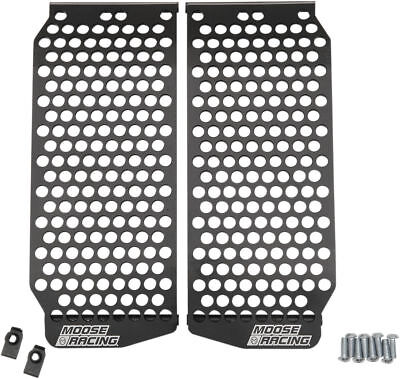 Moose Radiator Roost Guards `05-16 Yamaha YZ125 YZ250 YZ250X (see Fits)1901-0521