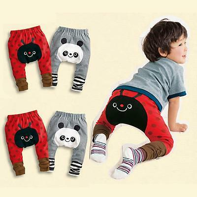Baby Kids Boys Girls Toddler PP Bottoms Children Leggings Leg PP Pants Warmers