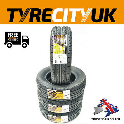 x4 195 65 15 New Boto Tyres 195/65R16 91H M+S High Quality C Rated All Weather 4