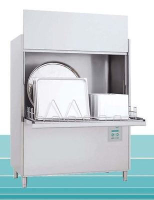 """Jet-Tech 787 Commercial Pot & Pan Industrial Dishwasher (33.5""""H Opening) NEW!"""