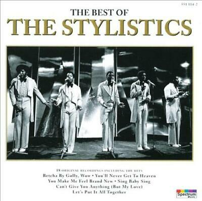 The Stylistics - The Best Of The Stylistics [Karussell] Used - Very Good Cd