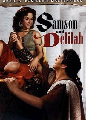 Samson And Delilah Used - Very Good Dvd