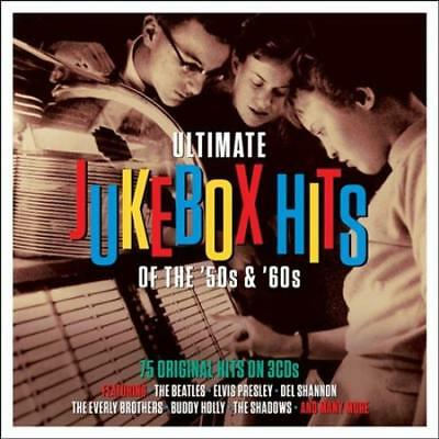 Various Artists - Ultimate Jukebox Hits Of The 50S & 60S Used - Very Good Cd
