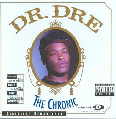 Dr. Dre - The Chronic [Pa] Used - Very Good Cd