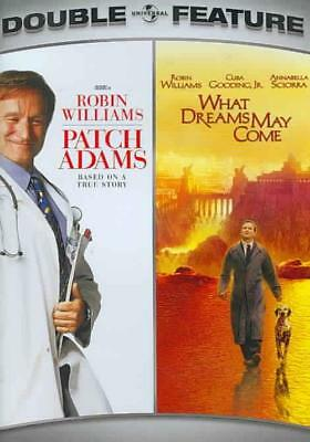 Patch Adams/what Dreams May Come Double Feature Used - Very Good Dvd