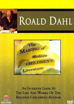 Roald Dahl: The Making Of Modern Children's Literature Used - Very Good Dvd