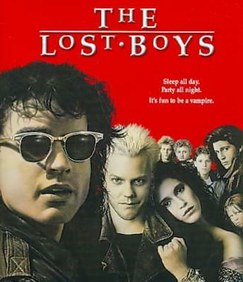 The Lost Boys Used - Very Good Blu-Ray