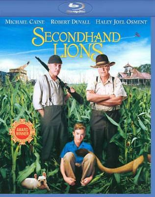 Secondhand Lions Used - Very Good Blu-Ray
