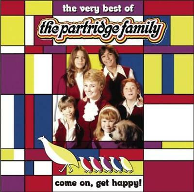 The Partridge Family - Come On Get Happy: Very Best Of Partridge Family [Remaste