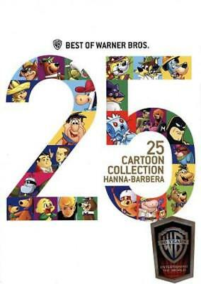Best Of Warner Bros.: 25 Cartoon Collection Hanna-Barbera Used - Very Good Dvd
