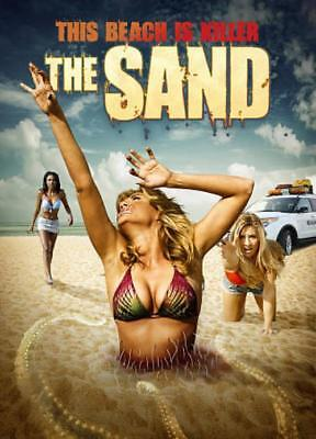 The Sand Used - Very Good Dvd