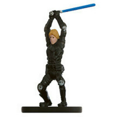 Luke Skywalker, Legacy of the Light Side - Star Wars Legacy Miniature